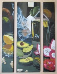 Kitchen Triptych (2007)