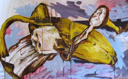 Upper Left Hand Banana (2008)