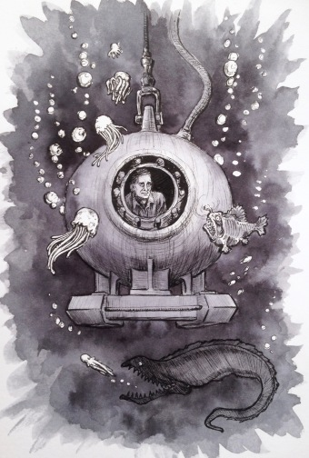 Aug 15 - Bathysphere